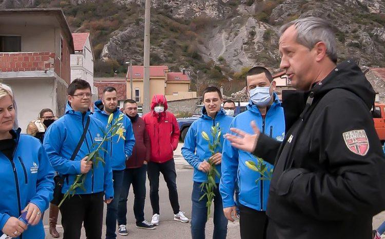Koalicija za Mostar u naselju Donja Mahala