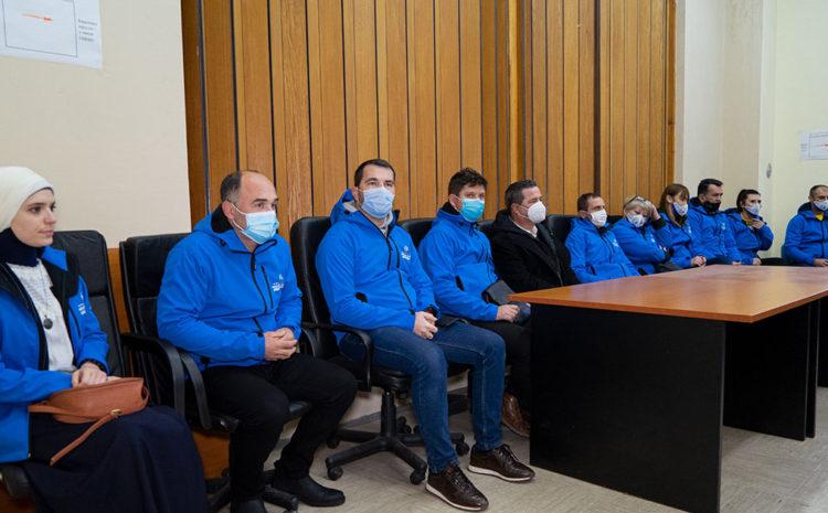 Mladi kandidati na multinacionalnoj listi Koalicije za Mostar garant su uspjeha na izborima