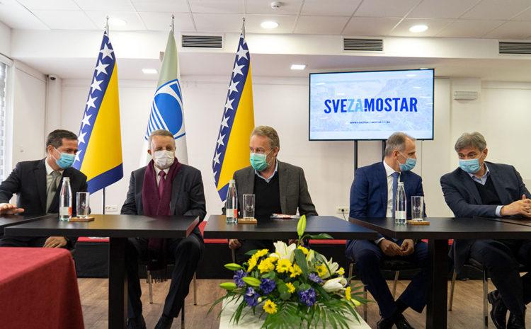 Podrška Koaliciji za Mostar od Izetbegovića, Zvizdića, Jerlagić i Haliliovića