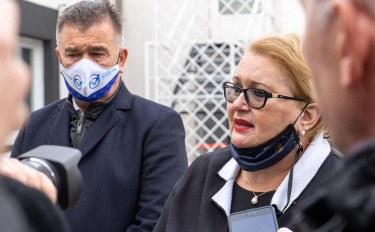 """Ministrica vanjskih poslova BiH Bisera Turković podržala """"Koaliciju za Mostar 2020"""""""