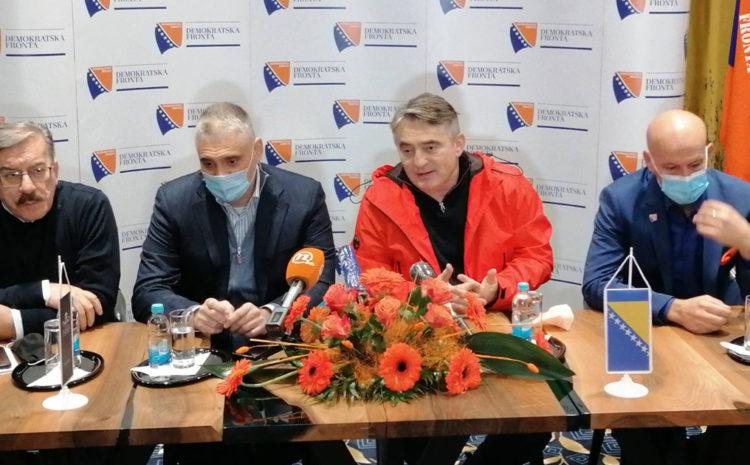 Komšić, Lazović i Jovanović dali punu podršku Koaliciji za Mostar