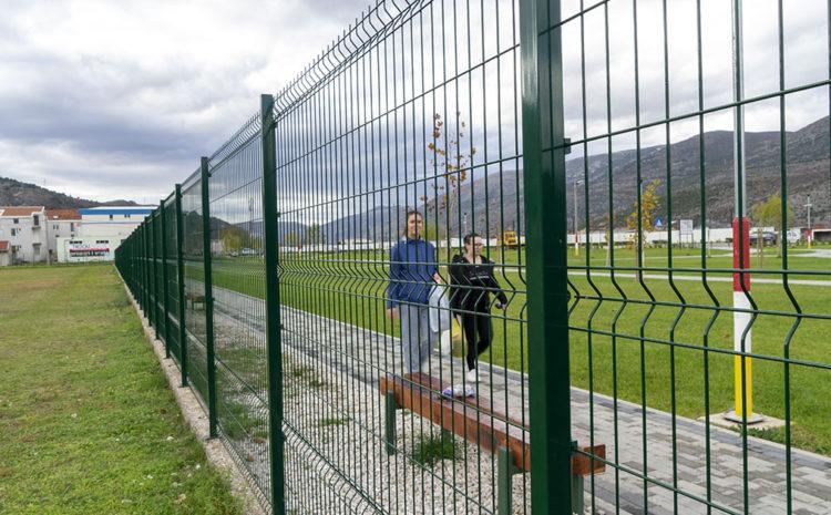 Realizacijom brojnih projekata u Vrapčićima, naselje je dobilo pozitivnu dimenziju