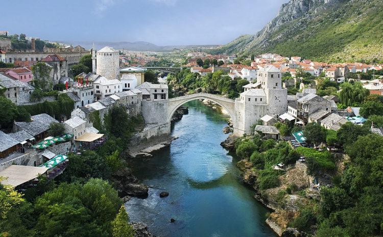 Mostar obilježava 17. godišnjicu obnove Starog mosta