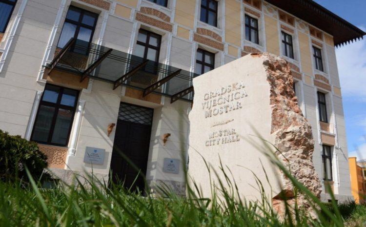 Konstituisan Savjet Prostornog plana Grada Mostara