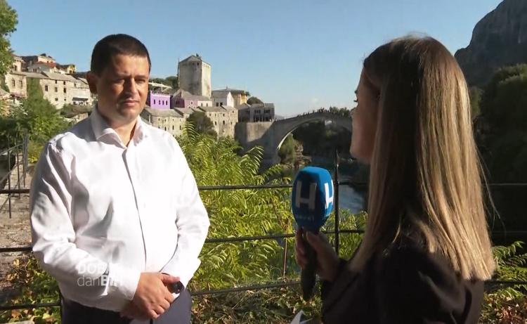 Šuta: Proces javnih komunalnih preduzeća je jedan od gorućih problema Mostara